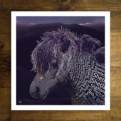 Gloomy Pony