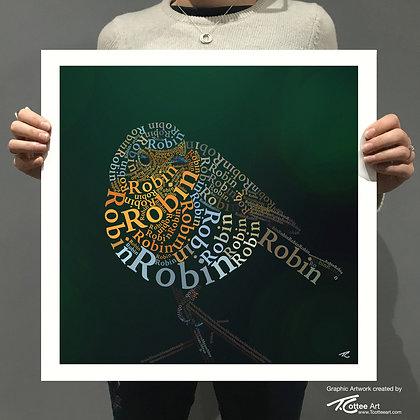 Round Robin Giclee Print