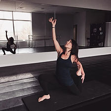 Have you met out newest #yoga teacher, Adeline, yet_  She's something special!  Catch her class Tues