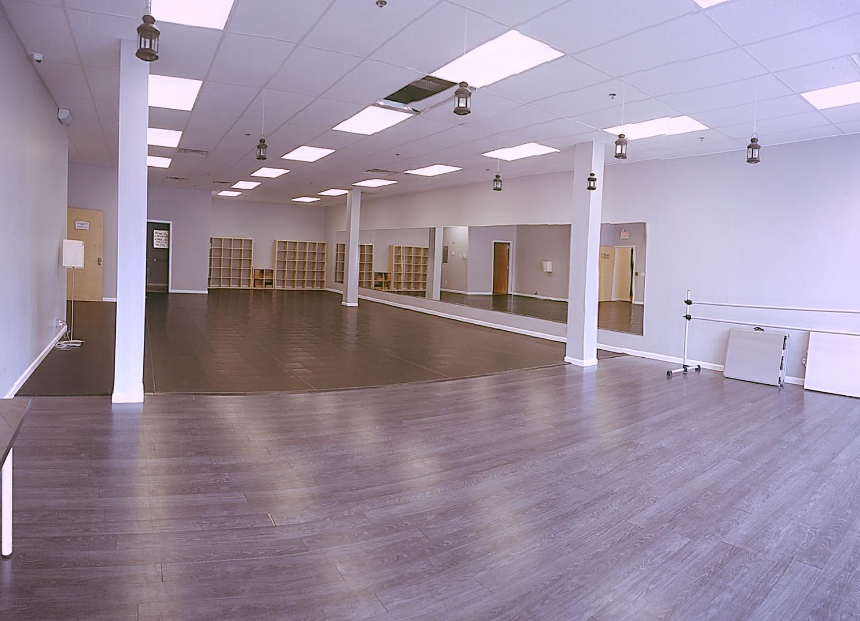 our dance studio 2