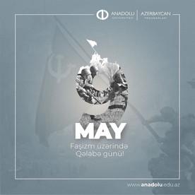 9 May-Faşizm üzərində Qələbə günü!