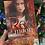 Thumbnail: Red Moon: Paranormal Vampire Suspense Novel (Vampire Files Trilogy Book 2)