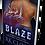 Thumbnail: BLAZE ~ Burning Moon Series (Book #3)