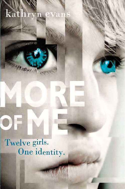 More of Me by Kathryn Evans,  p&p inc