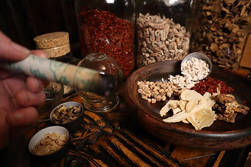 Chinese herbs for Covid-19