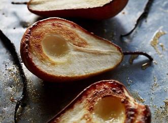 Lisa's Fall Pear Almond Soup Recipe