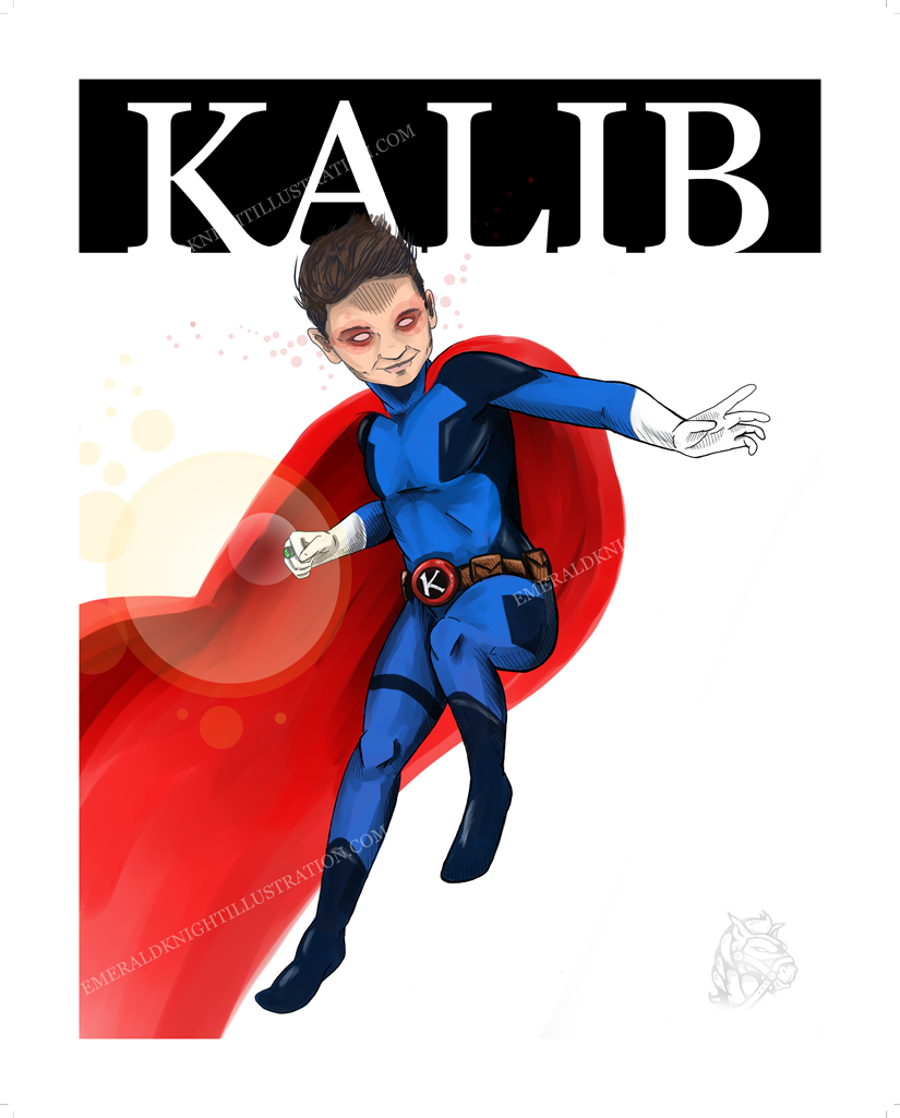 The Mighty Kalib