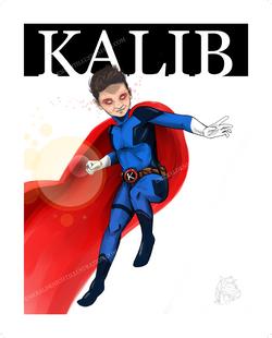 The Mighty Kalib