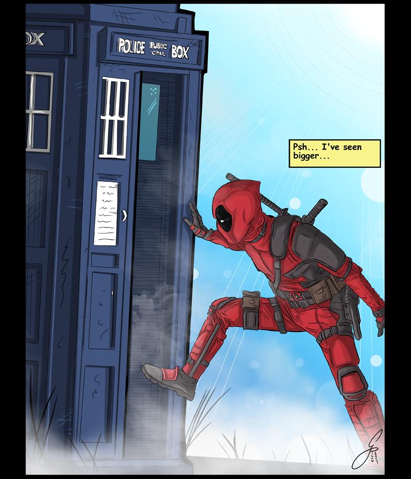TARDIS-POOL