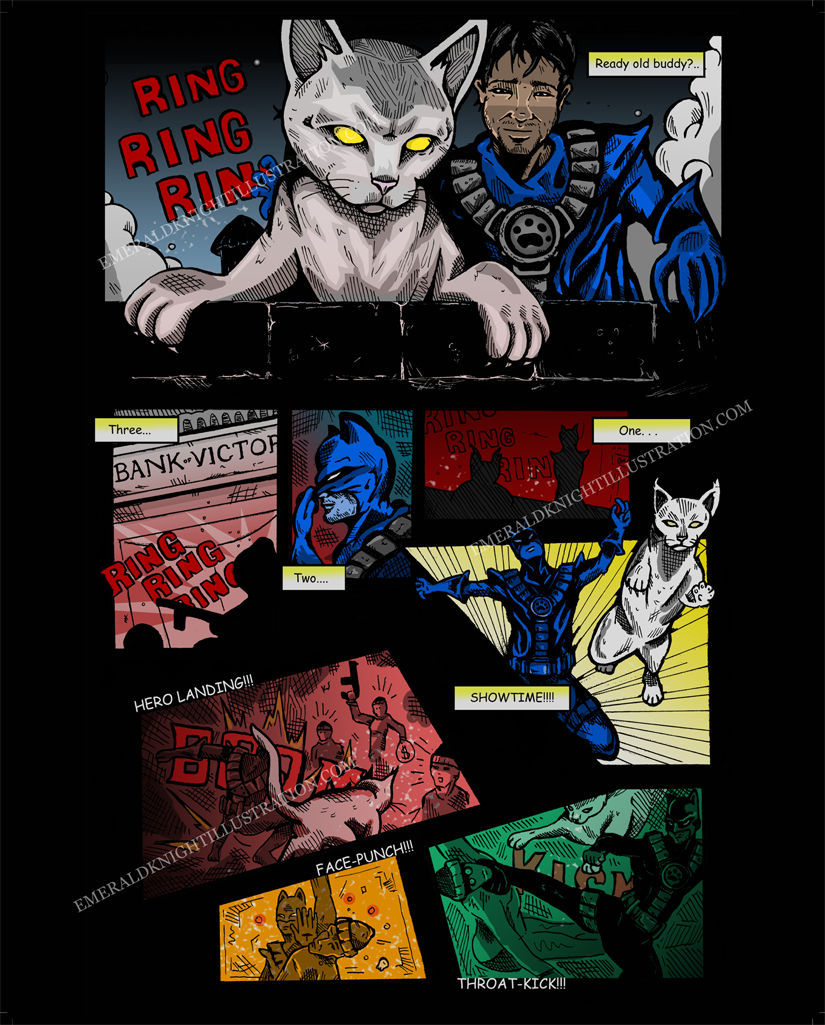 Puma-Man