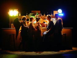 Three Gods Walk Into A Bar