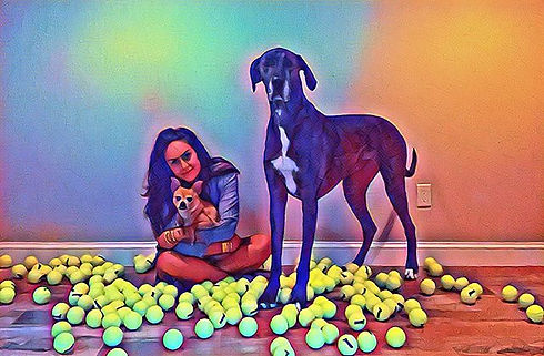 How many tennis balls does it take to ma