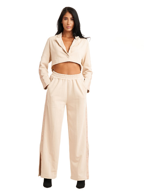 COMPLETO TAILLEUR BEIGE