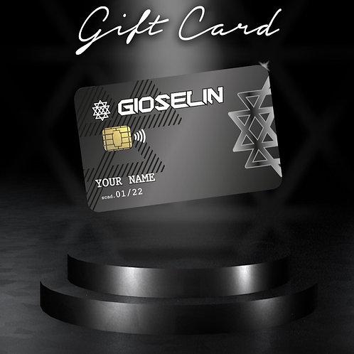 GIFT CARD LUXURY