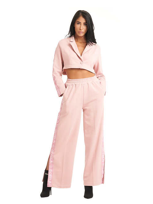 COMPLETO TAILLEUR ROSA