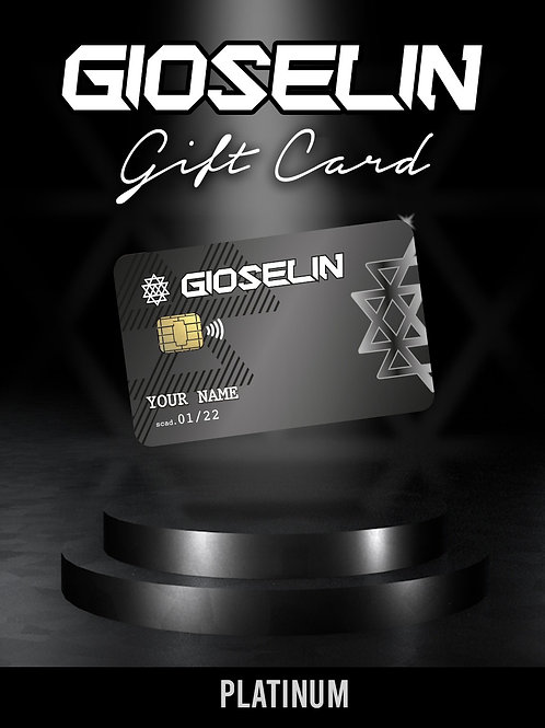GIFT CARD LUXURY
