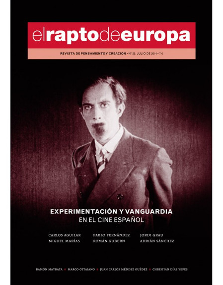 El Rapto de Europa - revista