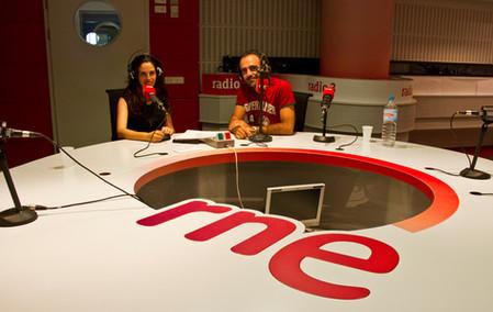 """Entrevista en """"6x3"""" de Radio3"""