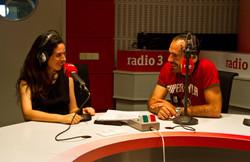 Interview Radio 3