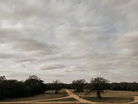 south austin engagement session | circle c ranch metropolitan park