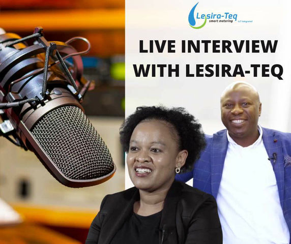Live Radio interview with Mellissa and Edwin