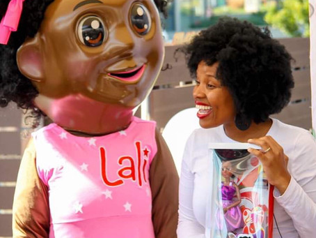 Small supplier launches exclusive range of African dolls for the Shoprite Group