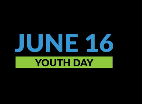 Video: YOUTH DAY MESSAGE