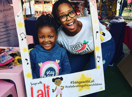 Toys with Roots designs dolls for Shoprite Checkers!