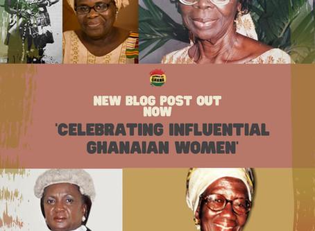 Celebrating influential Ghanaian women