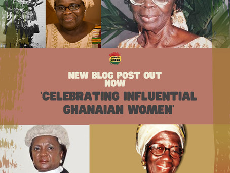Celebrating influential Ghanaian women