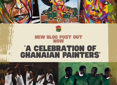 A celebration of Ghanaian painters