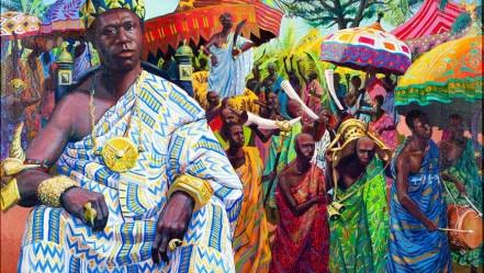 Precolonial Ghana – The Ashanti Empire