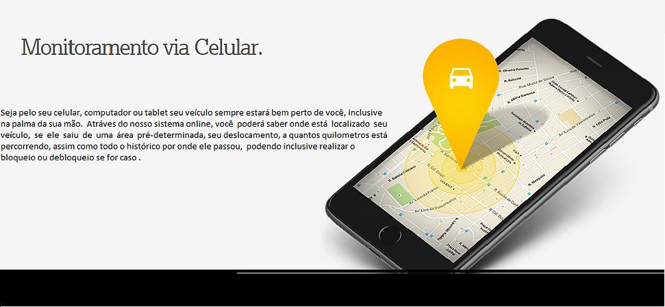 Monitoramento via celular é com a WE Systems