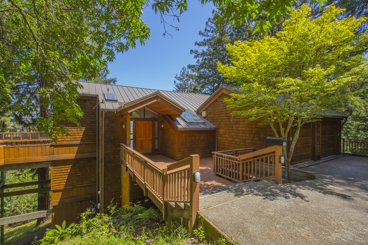 152 Rancheria Rd. Kentfield
