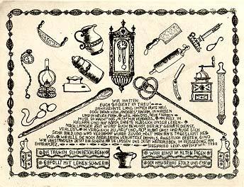 Alte Hausgeräte