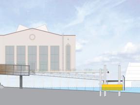 Richmond Ferry Terminal Design Made Public