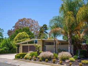 Jones & Emmons Designed Eichler in Rancho San Miguel - For Sale - $1,495,000