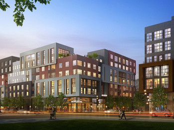 330 Unit Jack London Development Breaks Ground