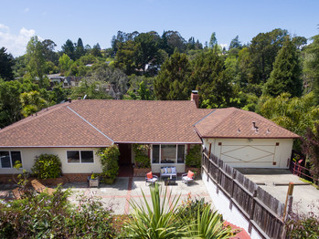Montclair Home with Lush Gardens Just Listed