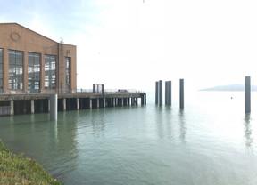 Richmond Ferry Construction Begins