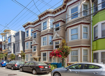 59 Woodward St. in San Francisco's Inner Mission Listed for Sale - $825,000