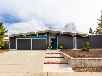 Claude Oakland Atrium Model Eichler for Sale in Concord - 4026 Salem St.
