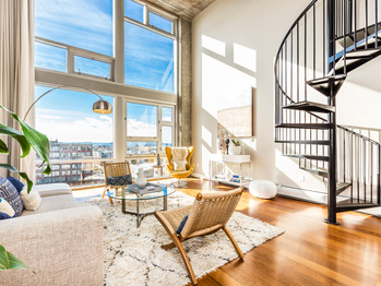 311 Oak St. Penthouse -Just Listed!