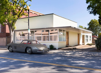William Wurster Mixed-Use Gem Just Listed