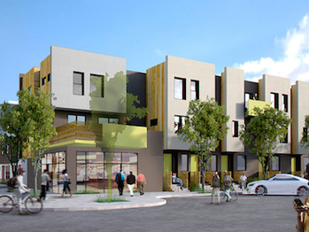 Station House Townhomes Breaking Ground in West Oakland