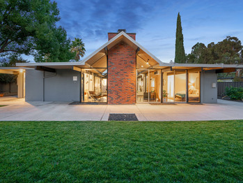 Double A-Frame Eichler in Concord's Parkwood Estates - Just Listed for $1,050,000