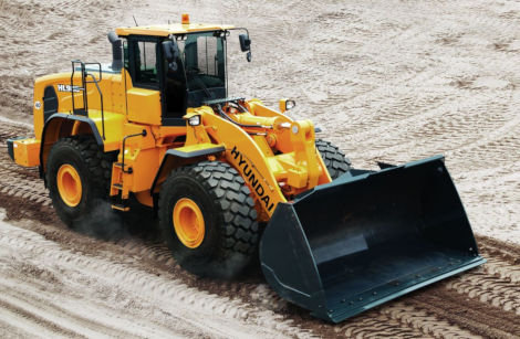 Conduct Wheel Loader Operations