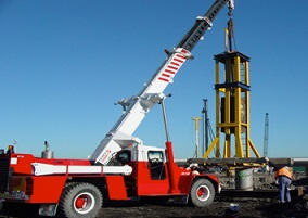 Operate A Non-Slewing Mobile Crane