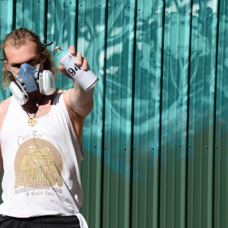 Spraypaint Murals