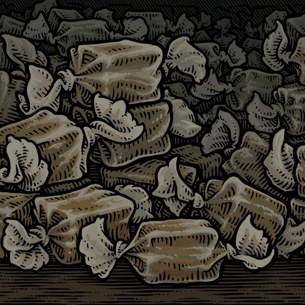 Background Caramels